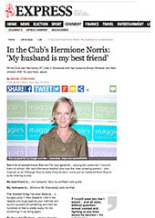 Hermione Norris - Express