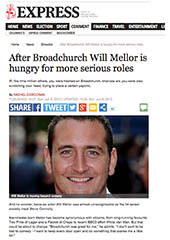 Will Mellor - S Express