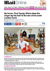 Paul Young - Daily Mail