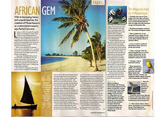 Mozambique - Saturday Express Magazine
