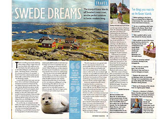 Sweden - Saturday Express Magazine